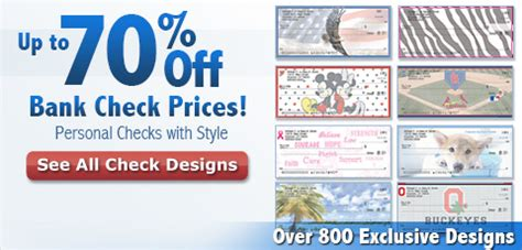 personal check designs order personal checks bradford exchange checks
