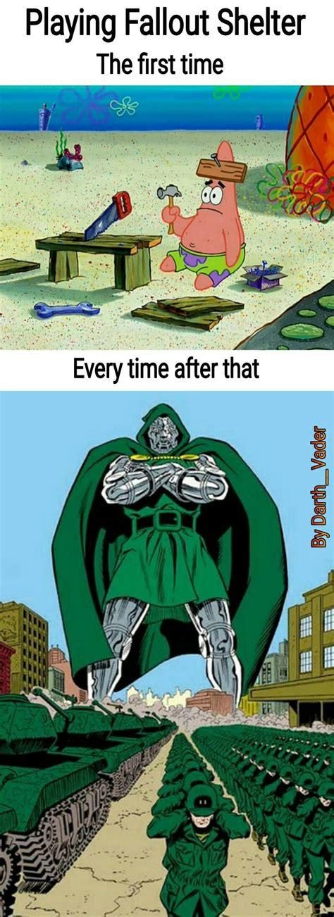 Fallout Shelter Memes - fallout shelter meme by darth vader memedroid
