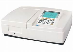China Double Beam Spectrophotometer  Uv-2800