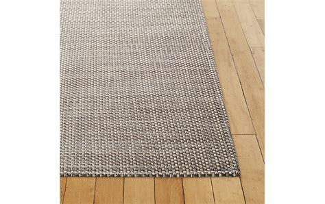 chilewich basketweave floor runner design within reach