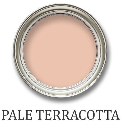 pale terracotta paint swatch one of the many natural and eco friendly colours available now