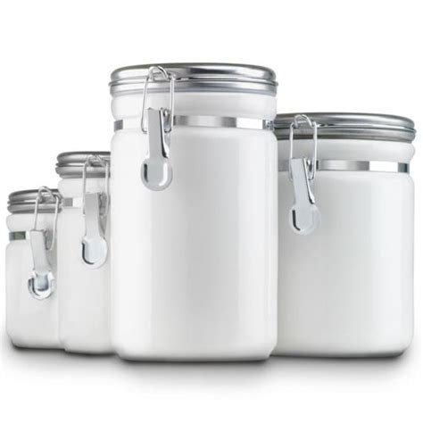 white kitchen canister sets ceramic top 25 ideas about storage ideas on cobalt