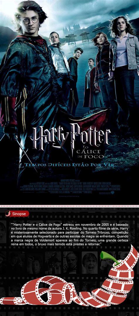 Harry potter e a ordem da fênix. Harry Potter e o Cálice de Fogo | Super Cinema UP