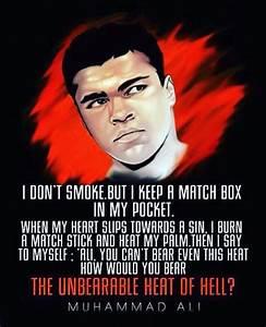 Muhammad Ali �... Muhammad Religion Quotes