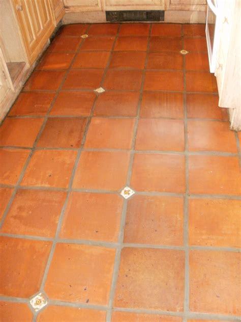 terracotta floor tile restoration cleaning and polishing tips for