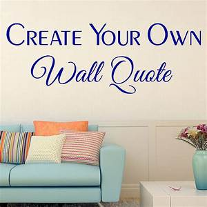 Custom wall stickers by art quotes designs gemma