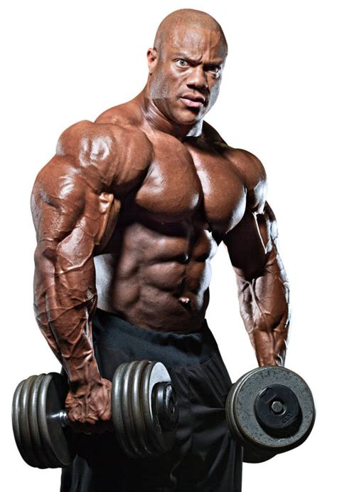 Phil Heath - Age | Height | Weight | Images | Biography ...