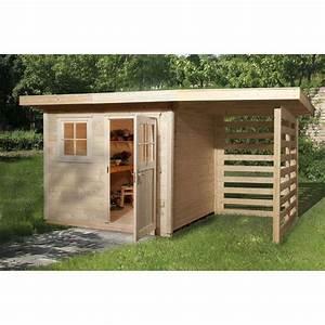 Abri De Jardin Toit Plat : brise vue bois bois abri de jardin en plan ~ Dailycaller-alerts.com Idées de Décoration