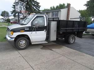 1995 Ford E350 Dump Truck 7 3 Powerstroke Rock Solid