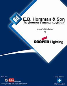 Cooper Lighting Metalux Accord Series Troubleshooting