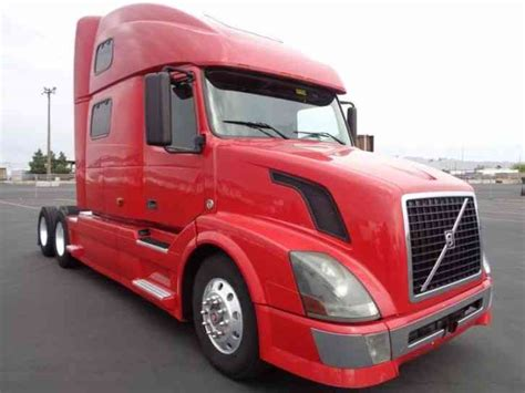 volvo big truck volvo 780 2007 sleeper semi trucks