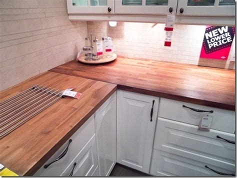 installing ikea wood countertops seams on butcher block counters for reference i a