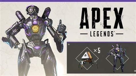 apex legends comment obtenir des skins gratuitement