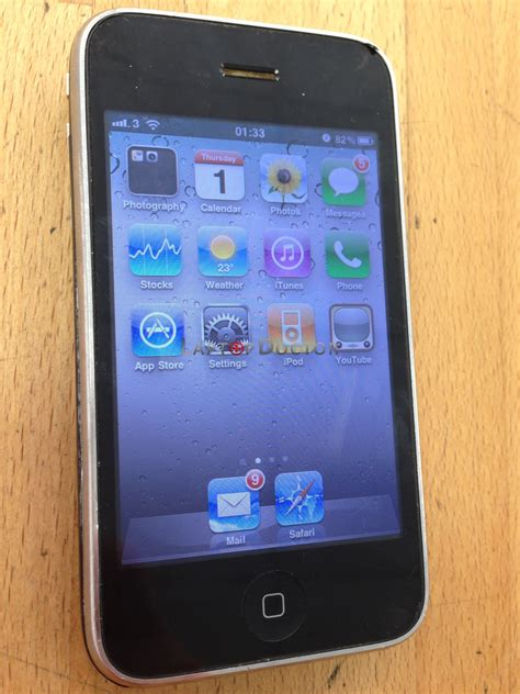 iphone 3gs display replacement for new display needed