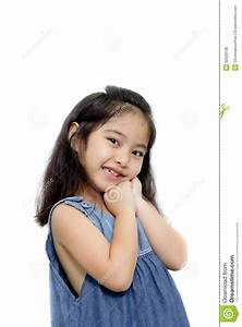Happy Asian Kid stock photo. Image of beauty, thai ...