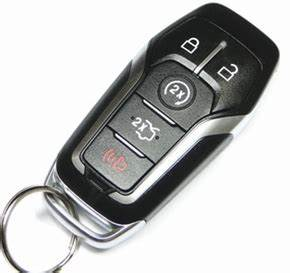 2017 Ford Mustang Smart Key Remote Keyless Entry - Engine ...