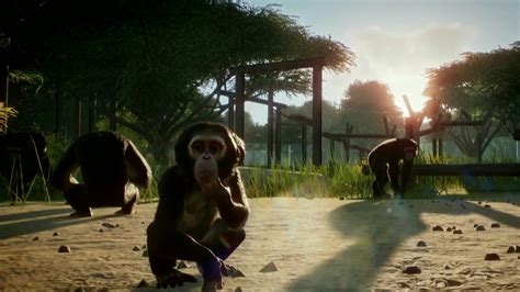 frontiers planet zoo realistic spin   zoo simulator