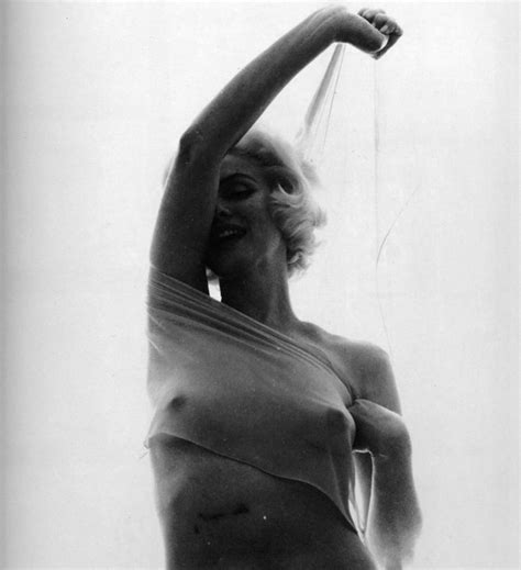 Naked Marilyn Monroe Added By Bot