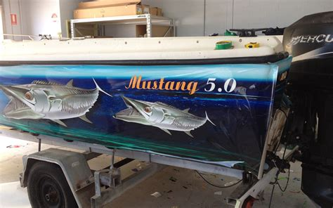 Boat Service Joondalup by Perth Car Wraps And Graphics Vehicle Wraps And Graphics
