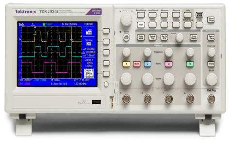 Oscilloscopi Tektronix TDS2000 terza serie