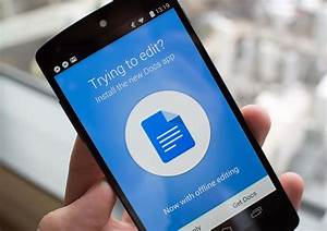 How To Make Google Docs Available Offline On Android
