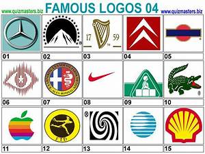 The gallery for --> Famous Company Logos Without Names