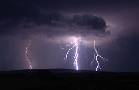 Mit Blitzen by Gewittersimulation Auf Der Modellbahn Modellbau