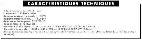 Tapis De Course Domyos Tc 290 Decathlon Prix by Tapis De Course Tc 290