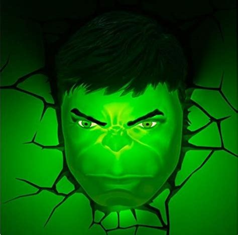 quirky finds 6 8 17 hulk face wall night light