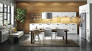 Cuisine Americaine Ikea : cuisine ikea metod abstrakt mod les prix catalogue bonnes id es c t maison ~ Preciouscoupons.com Idées de Décoration