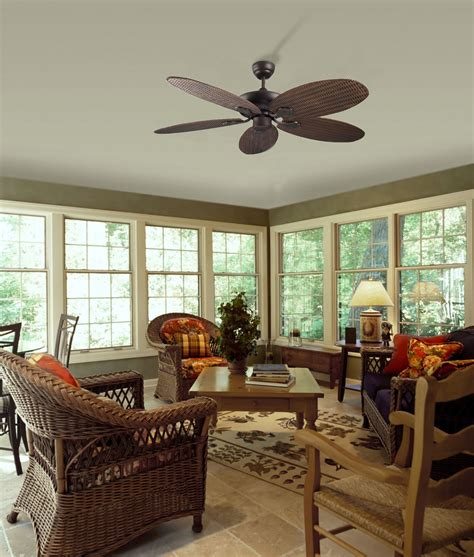 rattan ceiling fans uk rattan style ceiling fan with pull cords and no light feature