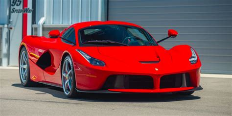 There Are A Lot of LaFerraris for Sale Right Now