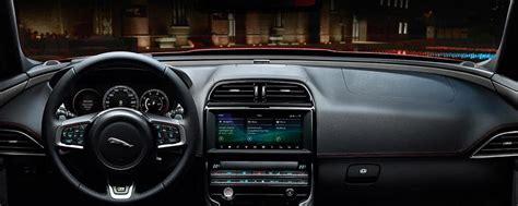 jaguar xe interior features jaguar freeport