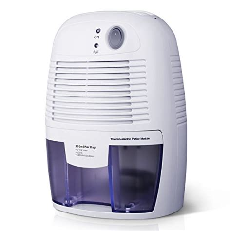 patuoxun 174 500ml mini dehumidifier compact portable air