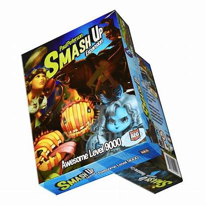 Level Smash Awesome Expansion Gaming