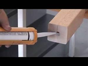 Comment Fixer Un Poteau Bois Au Sol : fixer un support fixation au sol pour poteau en bois ~ Dailycaller-alerts.com Idées de Décoration