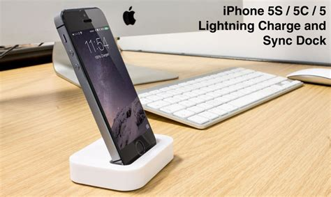 iphone 5c wont charge iphone 5s 5c 5 lightning charge and sync dock white Iphon