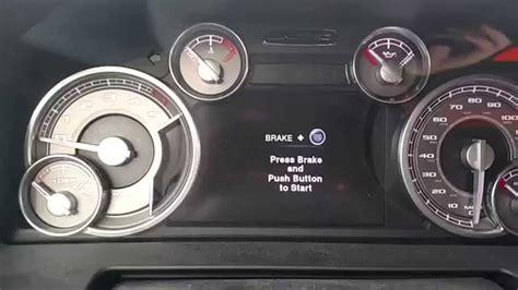 Ram 1500 Ecodiesel Parksense Problems.