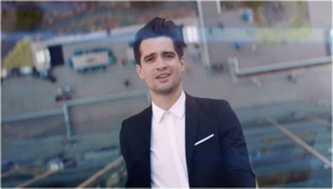 Watch Brendon Urie Defy Gravity In Panic! At The Disco's