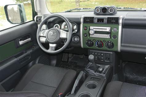 fj cruiser interior toyota fj cruiser 2007 14 4wd system mechanical driving