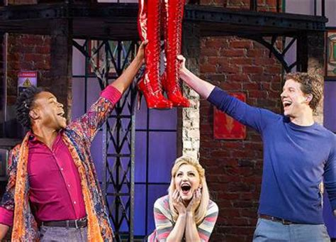 Kinky Boots Tony Nominated Show Review Kings River Life