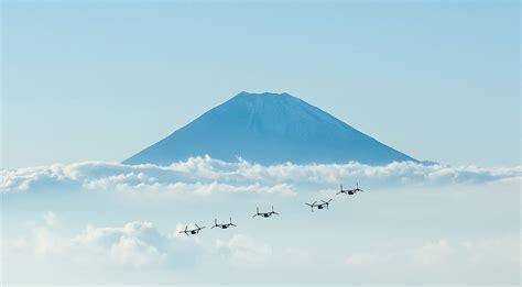 japan  receive     osprey tilt rotor aircraft