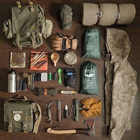 bushcraft gear kit survival camping outdoor