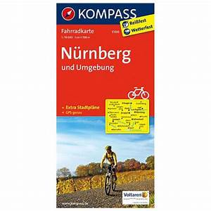 Möbelhäuser Nürnberg Und Umgebung : kompass n rnberg und umgebung radkarte online kaufen ~ Markanthonyermac.com Haus und Dekorationen