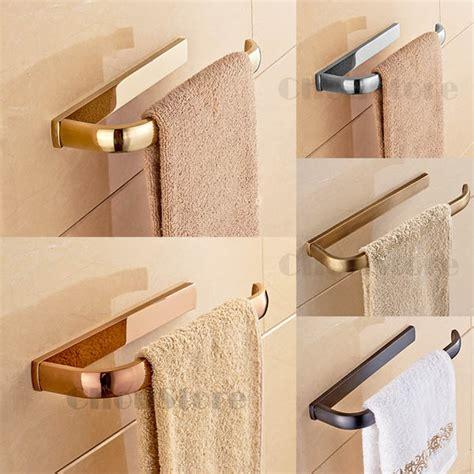 bathroom wall mounted brass towel rack hand towel ring
