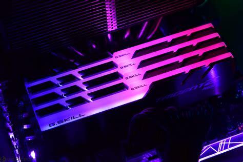 Gskill Launches 128gb Ddr4 Ram Kit For Threadripper