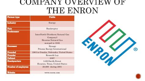 Enron Scandal from Auditor's Perspective (F-310)