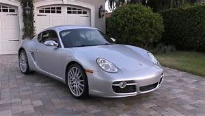 2006 Porsche Cayman S Review And Test Drive By Bill