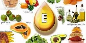 Vitamin e and skin benefits