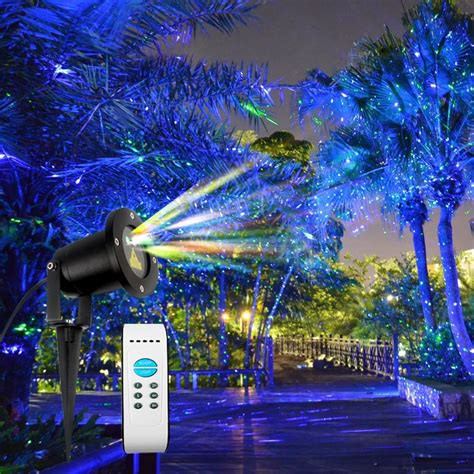 Laser Lights For Decorations - aliexpress buy waterproof laser lights led
